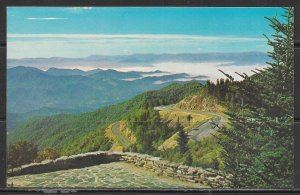 North Carolina - Water-Rock Knob - Blue Ridge Parkway - [NC-118]