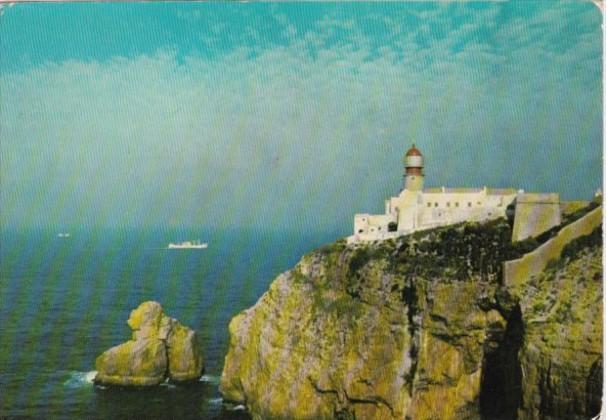 Portugal Algarve San Vicente Cape