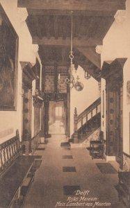 DELF, Netherlands, 1900-1910's; Rijks Museum, Huis Lambert Van Meerten