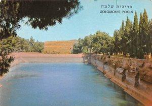 Solomon's Pool Israel Unused