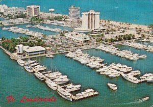 Florida Fort Lauderdale The Venice Of America Famous For The Finest Beaches A...