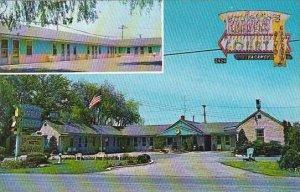 New York Buffalo Boulevard Gardens Motel Court