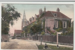 Hampshire; Lyndhurst, King's House PPC By Frith, Unposted, c 1910's