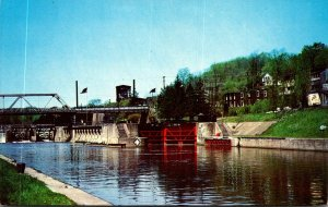 New York State Barge Canal Lock #27