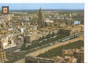 Postal 048405 : Murcia. Vista aerea