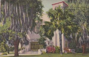 Florida Fort Lauderdale First Presbyterian Church 1955 Curteich