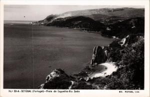 CPA Setubal- Praia da Esguelha, Rio Sado. PORTUGAL (760907)