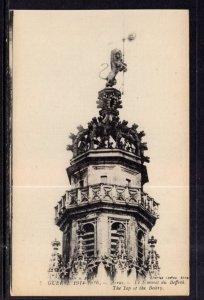 The Top of the Belfry.Gurre,France BIN