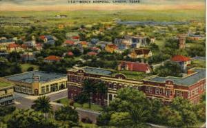 Mercy Hospital Laredo TX 1944