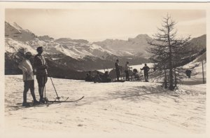 RP, Skiing , St. Moritz , Winter-Sport 1910-30s