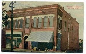 Masonic Temple, Marion, Alabama 00-10s