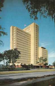HOUSTON, Texas TX   PRUDENTIAL INSURANCE CO~Southwestern Home Office   Postcard
