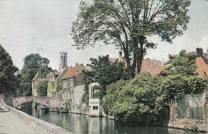 Belgium Bruges 1958