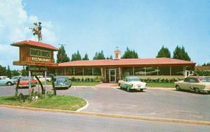 FL - St Augustine. Alexander's Ranch House Restaurant