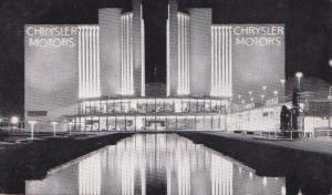 Chicao World's Fair 1933 Chrysler Motors Building