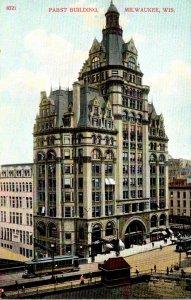 Milwaukee Wisconsin Pabst Building