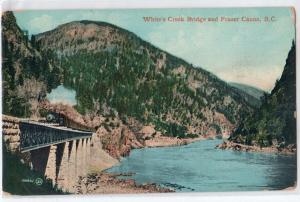 White's Creek Bridge & Fraser Canon BC