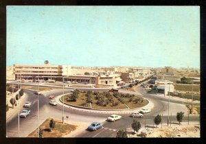 dc618 - QATAR 1960s Roundabout. Square