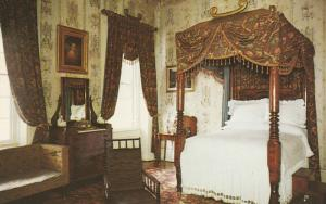 8881 Bedroom of General Jackson at The Hermitage, near Nashville, Tennessee
