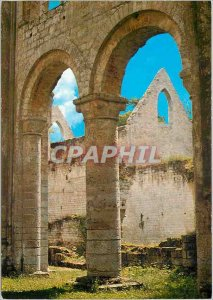 Modern Postcard Abbey of Jumieges (SML) Founded in the seventh by St Philibert