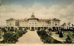 NC - Pinehurst. The Carolina Hotel