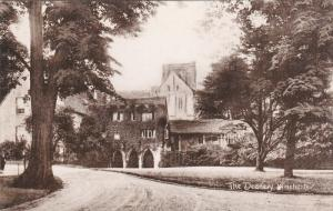 RP; WINCHESTER, Hampshire, England, United Kingdom; The Deanery, 00-10s