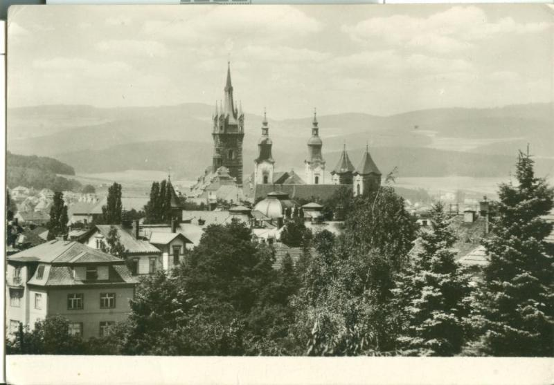 Czech Republic, Klatovy, unused real photo Postcard