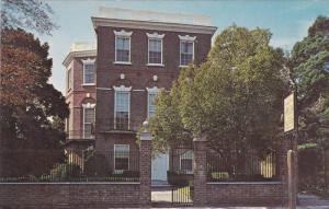 Nathaniel Russell House, Charleston, South Carolina, United States, 40s-60s
