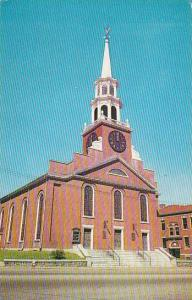 New Hampshire Dover First Parish Church Congregational