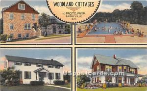 Woodland Cottages Barryville NY Unused