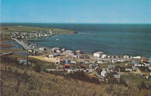 Riviere aux Renards,  A large fishing centre on Gaspe Nord,  Quebec,  Canada,...