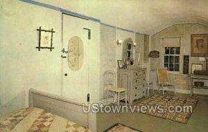 May Alcott's Room - Concord, Massachusetts MA