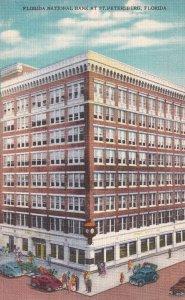 ST. PETERSBURG, Florida, 1930-1940s; Florida National Bank