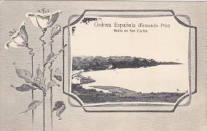 Guinea Espanola Fernando Po Bahia de San Carlos