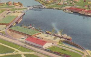 Texas Corpus Christi Entry To Port