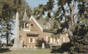 DOVER, Delaware, 50-60s; Christ Church