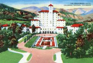 CO - Colorado Springs, The Broadmoor Hotel