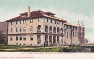 SPOKANE, Washington, 1900-1910´s; Spokane Amateur Athletic Club