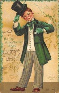 Artist Ellen Clapsaddle Saint Patrick's Day 1908