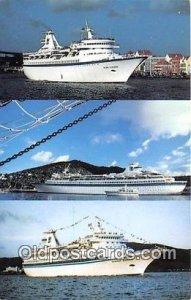 MS Sun Viking Curacao Ship Unused