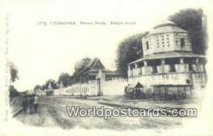 Cambodge, Phnom, Penh Cambodia, Cambodge Palais Royal Cambodge, Phnom, Penh P...