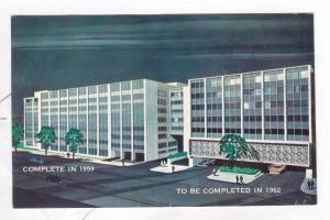 National Education Association Center, Washington D.C., 40-50s
