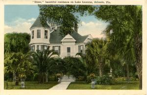 FL - Orlando. Lucerne Circle. Dixie - a beautiful residence