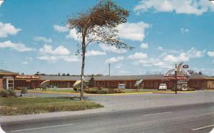 Honeymoon Motel, Pine Avenue, Niagara Falls, New York 1960