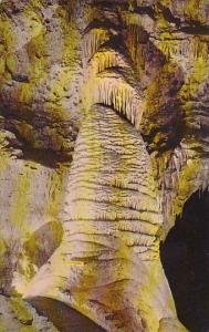 New Mexico Carlsbad Rock Of Ages Carlsbad Caverns National Park