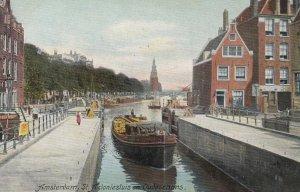 AMSTERDAM , Netherlands , 00-10s ; St. Antoniesluis en Oudeschans