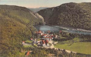 8075 Bird's Eye view of the Balsams, White Mountains, NH