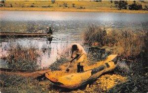 uk41787 canoe builder kigezi  uganda