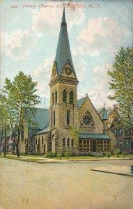 Rochester NY, New York - The Trinity Church - pm 1908 - DB
