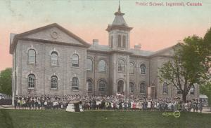 INGERSOLL , Ontario , Canada, 1900-10s ; Public School
